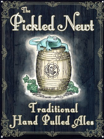 The Pickled Newt - Traditional Hand Pulled Ales