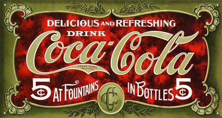 The Original Cola - Coca Cola