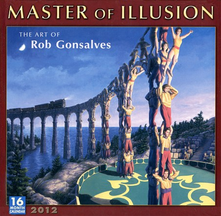 Master of Illusion - Rob Gonsalves