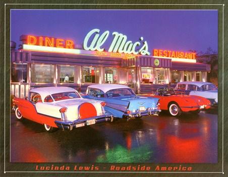 Al Mac's Diner - Lucinda Lewis