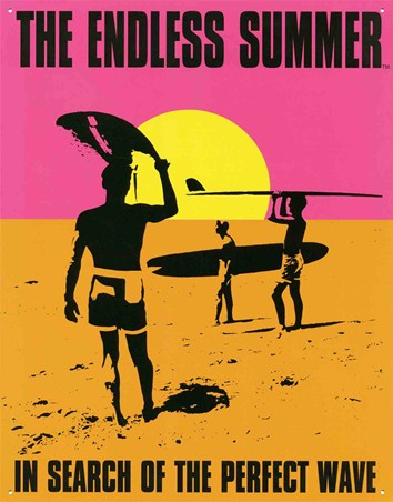In Search of The Perfect Wave - Bruce Brown's The Endless Summer
