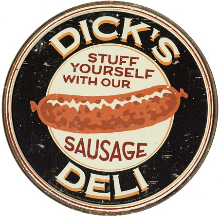 Stuff Yourself, Dick's Deli