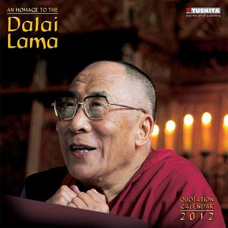 An Homage to The Dalai Lama - Influential Teacher