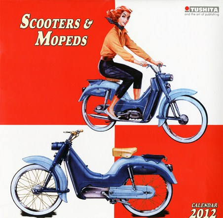 Scooters and Mopeds - Vintage Transport