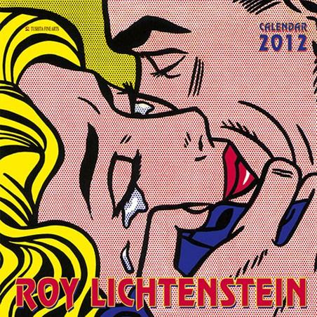 Lichtenstein - Roy Lichtenstein
