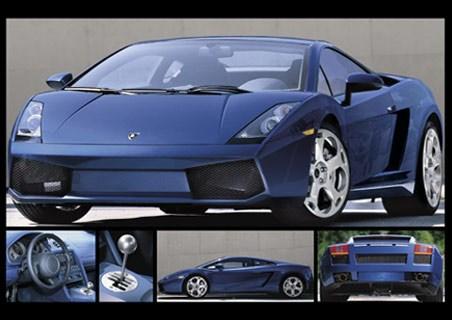 Lamborghini Gallardo - The V10