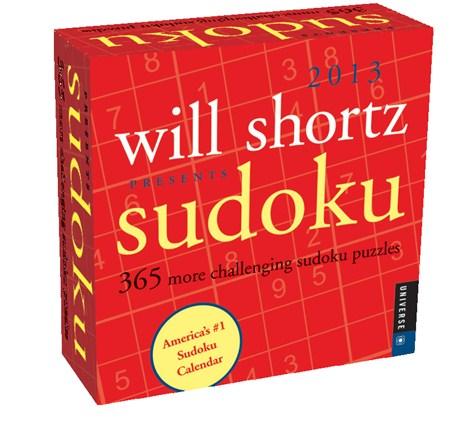 Sudoku - Will Shortz