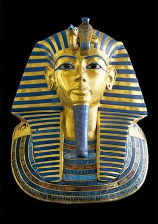 Bust of Tutankhamun - Tutankhamun, 18th Dynasty