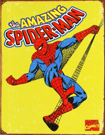 Retro Spider-Man - Marvel Comics