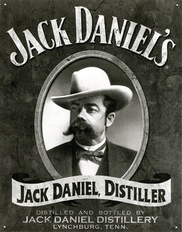 Jack Daniel, Distiller - Jack Daniels