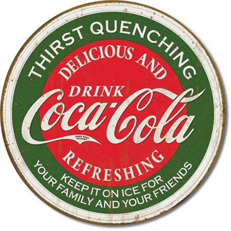 Keep It On Ice, Thirst Quenching Coca Cola