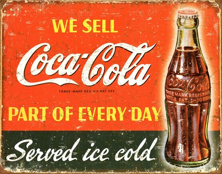Part of Every Day - Coca Cola