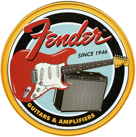 Framed Since 1946 - Fender