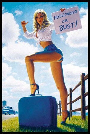 Hollywood or Bust - Greg Hildebrandt