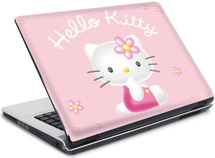 3D Pink Kitty - Hello Kitty