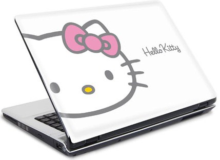 Perfect In White - Hello Kitty