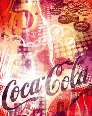 Coca Cola Graphics - The Original