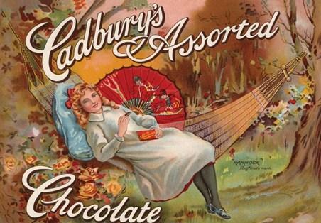 Hammock - Cadbury's Assorted Chocolate