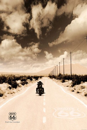 Feel the Freedom - Route 66