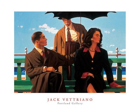 Someone Else's Baby - Jack Vettriano