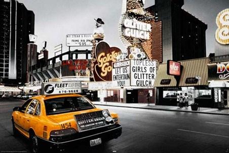 Glitter Gulch - Streets of Vegas