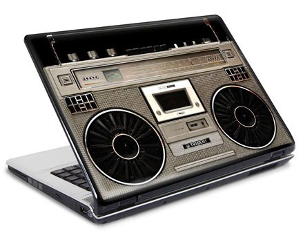 Ghetto Blaster - Turn it Up!
