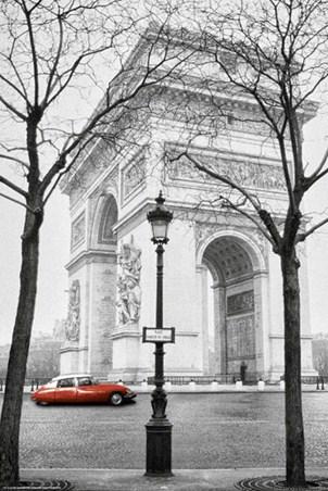 Parisian Monument - Arc de Triomphe