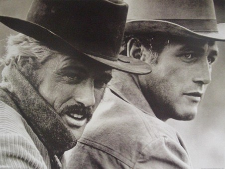 Robert Redford & Paul Newman - Butch Cassidy & The Sundance Kid