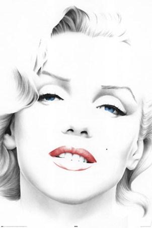Marilyn Sketch - Marilyn Monroe