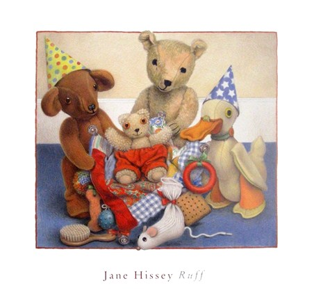 Party Hats - Jane Hissey