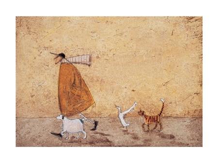 Ernest, Doris, Horace and Stripes - Sam Toft