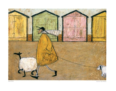 Along the Prom - Sam Toft