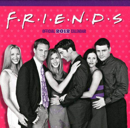 The One With The New Year - F.R.I.E.N.D.S