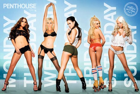 Girls of the Week - Penthouse