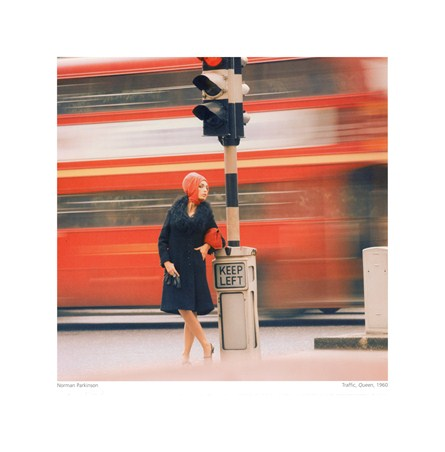 Traffic, Queen 1960 - Norman Parkinson