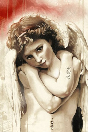 Tattooed Angel - Warminsky