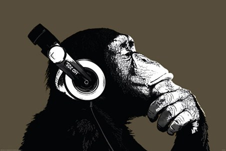 Stereo - The Chimp