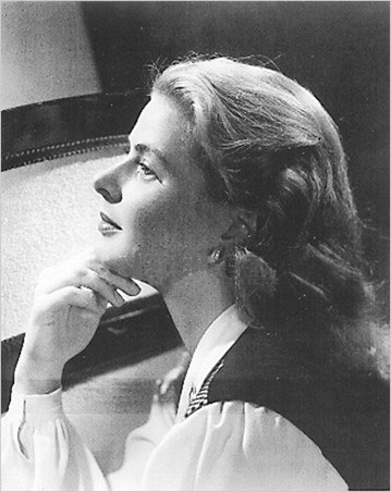 Portrait of a Screen Icon, Ingrid Bergman
