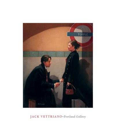 The Runaways - Jack Vettriano