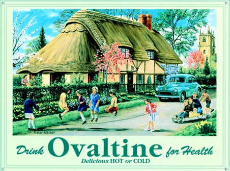 Drink Ovaltine for Health - Trevor Mitchell