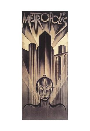 Metropolis - Futuristic Mega City