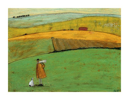 Doris Wants to Take the Bus - Sam Toft