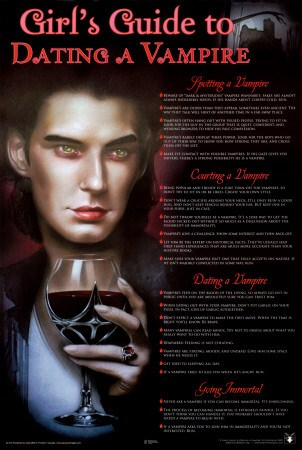 Girl's Guide to Dating a Vampire - Finding True Love