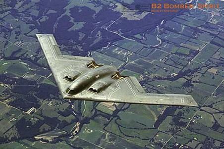 B2 Bomber Spirit - American Heavy Bomber
