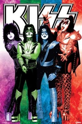 American Rock Gods - KISS