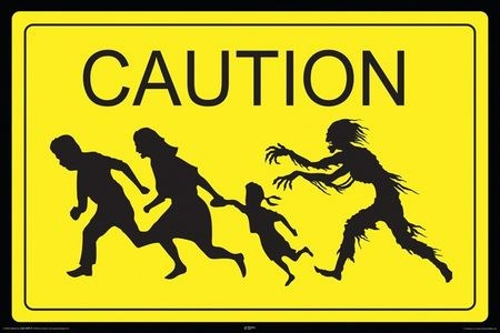 Caution!, Zombie Zone