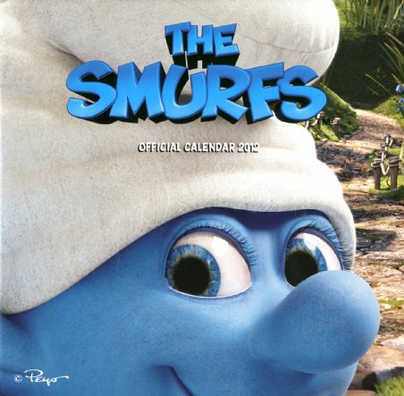 Hangin' With The Smurfs - The Smurfs