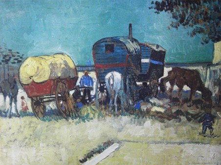 Trailers - Vincent Van Gogh