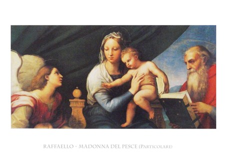 Our Lady Madonna - Raffaello Sanzio Raphael