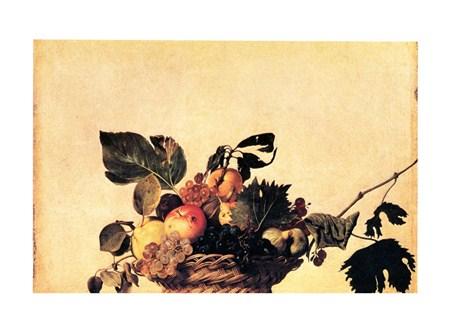 Cesto Di Frutta - Caravaggio